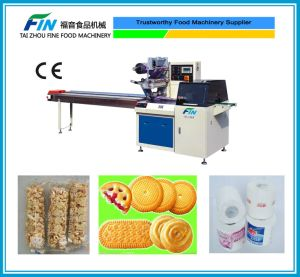 Flow Packing Machine for Bread, Soap, Food Packing pictures & photos