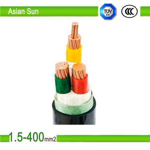 LV XLPE Insulated PVC Sheathed Flame Retardant Electric Power Cable pictures & photos