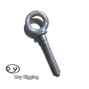 Us Type Drop Forged Galvanized Screw Eye Bolts pictures & photos