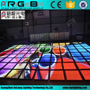 Stage Light Display Screen P10 LED Video Dance Floor pictures & photos