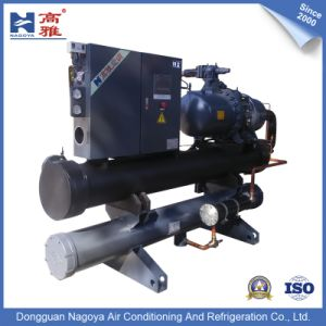 Industrial Water Cooled with Heat Recovery Screw Chiller (60HP KSC-0200WS)