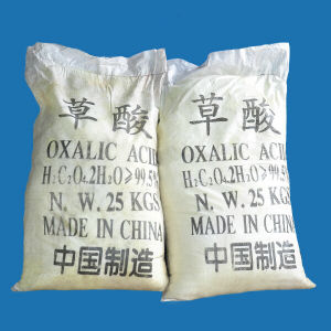 Oxalic Acid as a Cleaner Agent