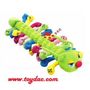 Plush Caterpillar Baby Educational Toy