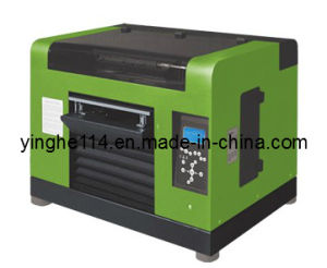 Flatbed T-Shirt Printer Semi-Automatic Yh-6600 pictures & photos
