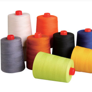 Colorful 40/2 Polyester Sewing Thread pictures & photos