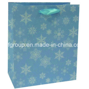 Customized Colorful Printing Christmas Paper Bag pictures & photos