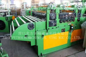 Steel Drum Production Line Flattening Machine pictures & photos