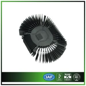 ODM/OEM Anodized Black Aluminum Heatsink for VGA pictures & photos