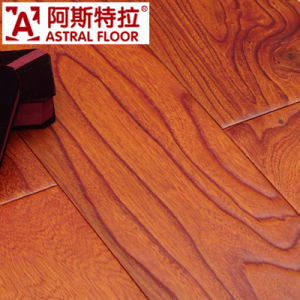 3-Layer Elm Engineered Wooden Flooring (AA203) pictures & photos