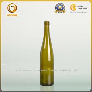 Screw Top Hock Type 750ml Rhine Red Wine Glass Bottle (550)