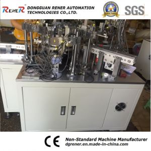 Professional Customized Automatic Assembly Production Line for Plastic Hardware