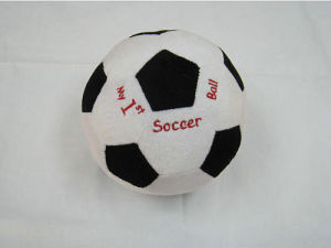 Round Soft Toy Stuffed Soccer Ball Plush Toy for Sale