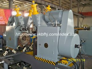 Automatic Medium Speed Seamer for Steel Drum Making Machine 55 Gallon 200L pictures & photos