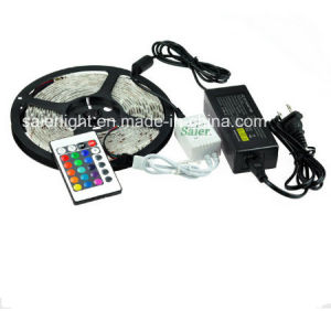 12V RGB 5050 Flexible LED Strip Light Kit