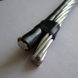 0.6/1kv Aluminum Conductor, XLPE Insulated Aerical Bundle Conductor, Power Cable pictures & photos