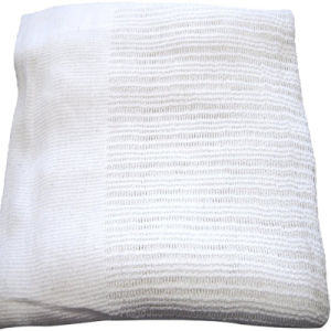 BSCI Target SGS BV Audited 100% Cotton Thermal Hospital Blankets