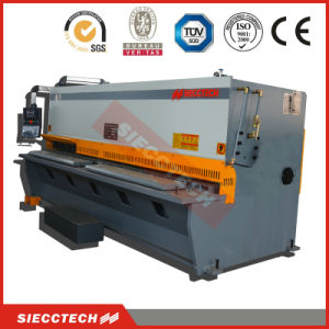 QC12y Series Hydraulic Swing Beam Shear Machine pictures & photos