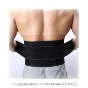 Fashion High Quality Neoprene Fabric Waist Support with SGS Certification