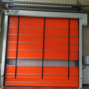 Industrial Automatic Stacking High Speed Door or Large Factory Warehouse & China Industrial Automatic Stacking High Speed Door or Large Factory ...