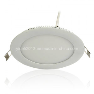 New Round 2835 SMD LED Ceiling Panel Down Light Dia225mm 18W pictures & photos