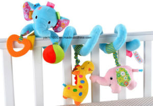 Passed Safe Certificate Newborn Hanging Toy with Rattle pictures & photos