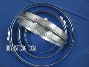 Galvanized Steel Wide Clamp