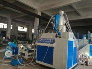 1000mm Two Extruder Stretch Film Making Machine pictures & photos