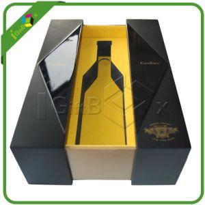 Creative Cardboard Wine Gift Box