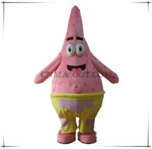 Patrick Star Mascot Cartoon Character Costume Good Price