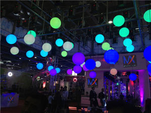 Stage/Party Effect Colorful LED Lift Ball Backdrop Decoration pictures & photos