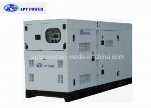 105kVA Volvo Diesel Generator, 60Hz Low Oil Consumption Diesel Generator
