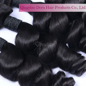 Hot Sale Cuticle Remy Human Hair Extension Mink Virgin Brazilian Hair pictures & photos