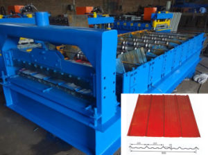 Galvanized Roof Tiles Roll Forming Machine Type (15-225-900)