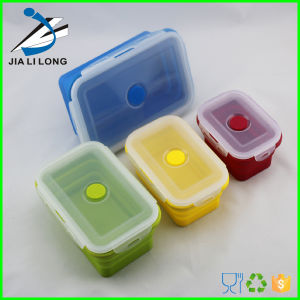 China Collapsible Food Storage Containers Premium Box Set 4