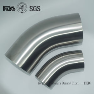 Food Grade Stainless Steel Elbow Fittings with DIN Standard