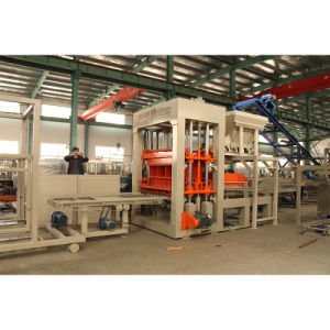 Qt10-15 Fully Automatic Brick Making Machine pictures & photos