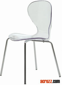 Clear Acrylic Furniture Dining Chair pictures & photos