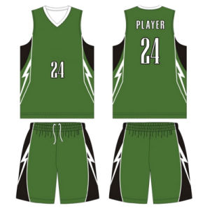 Custom Team Sublimated Basketball Uniform for Your Academy pictures & photos