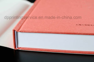 2016 Hard Cover Book Printing with Perfect Binding (DFH002) pictures & photos