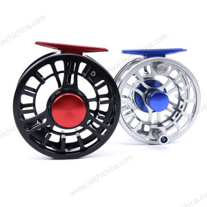 New Wholesale Aluminum CNC Fly Fishing Reel pictures & photos