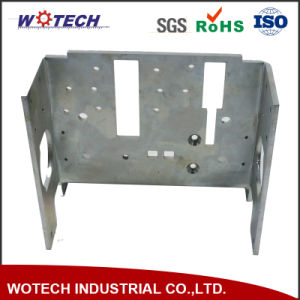 Sheet Metal Parts with Stamping/Welding Technology