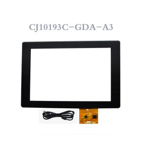 High Quality 10.4 Inch Capacitive Touch Screen Panel Kit USB Type Multi Touch Points