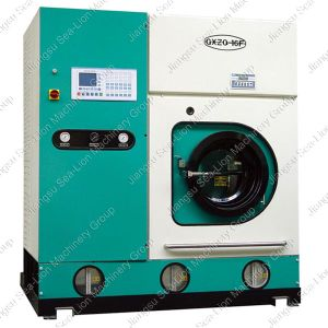 Auto Dry Cleaning Machine Second Carbon Absorber Recycling (16kg) pictures & photos
