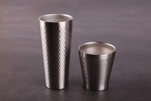 Stainless Steel Pint Cup - 18/8 Food-Grade Tumbler Mug for Camping and Hiking pictures & photos
