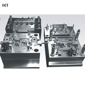 China High Precision Plastic Injection Molds Spare Parts