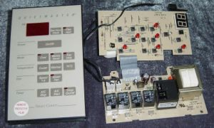 Electrical Controller for Air Conditioning