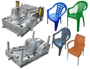 Injection Mould for PP Chair pictures & photos
