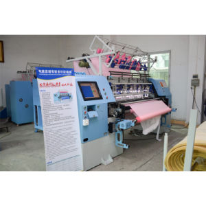 Yuxing Shuttle Multi-Needle Quilting Machine Computerized 94 Inches pictures & photos