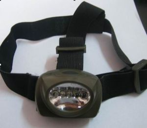 Head Lamp for Fishing
