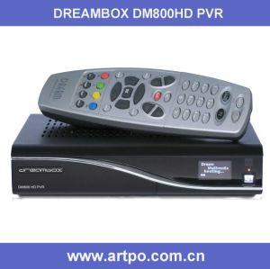 Dream Property DreamBox DM800 HD PVR Media Player 64Bit